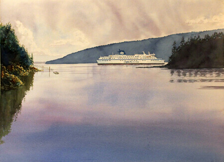Spirit of Vancouver Island - SOLD