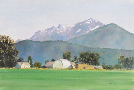 Mt. Cheam - SOLD